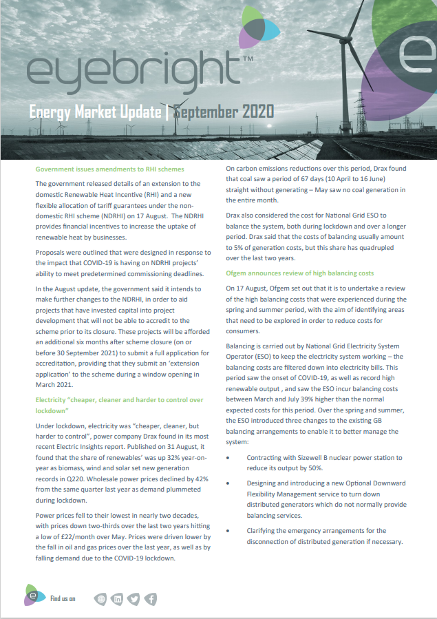 Sept2020 Energy Market Reports
