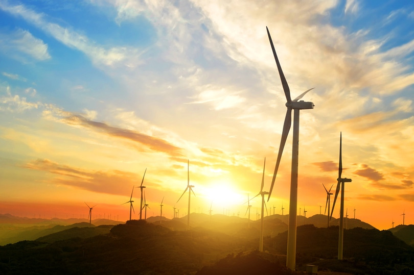 wind turbines Intermediary